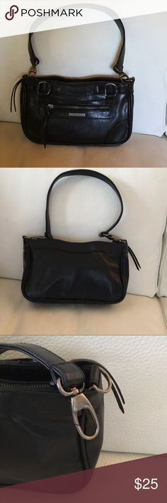 Victoria's Secret Convertible Bag NWOT. Cute handbag with detachable straps to convert to a clutch. Front zippered pocket. Gold-tone hardware. Victoria's Secret pink lining. Inside zippered pocket. New without tags. Never used. Victoria's Secret Bags Shoulder Bags