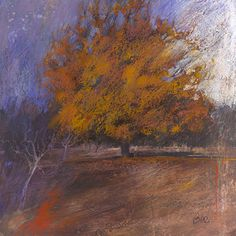 Sarah Bee | pastel over gesso and acrylic underpainting | UK