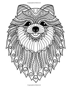 Doodle Dogs: Coloring Books for grownups Featuring Over 30 Stress Relieving Dogs Designs (Volume 1): Adult Coloring Books, Coloring Books For Grownups: 9781944575045: Amazon.com: Books