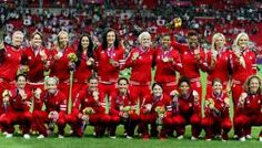 Midfield Sophie Schmidt is a 2012 Olympic Games bronze medallist and has been a…