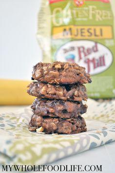 Muesli Breakfast Cookies - My Whole Food Life