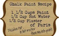 chalk paint furniture - Google Search
