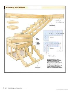 Top 25 Best Building Stairs Ideas On Pinterest Deck Stairs