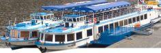 Objednávky | výletní loď Calypso