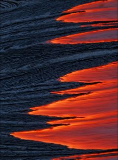 lava can be so beautiful