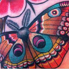 Moth detail Guen Douglas, UK