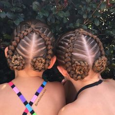 Naturally, Grace's amazing styles have also become a talking point at school, as well as online. | This Mum Does The Most Incredible Braids Every School Day