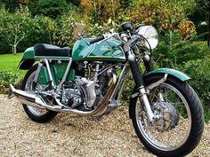Rickman Vellocette Vincent Motorcycle, Norton Motorcycle, Motorcycle Posters, Cafe Racer Motorcycle, Cafe Moto, Motorcycle Design, Ajs Motorcycles, British Motorcycles, Vintage Motorcycles