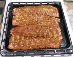 Scaricica(coaste) de porc la cuptor - Bunătăți din bucătăria Gicuței Steak, Food And Drink, Cooking, Kitchen, Steaks, Beef, Cuisine