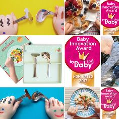 Benjamins-Products Cutlery set has been nominated for the Baby Innovation Award 2017.
