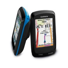 Garmin Edge 800 GPS Cycling Computer Bundle with CityNav Card