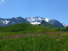 Adelboden - Lenk Adelboden, Alps, Switzerland, Hiking, Mountains, Nature, Travel, Walks, Naturaleza