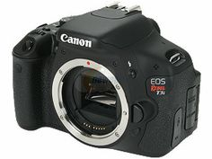 Canon Rebel t3i Body only. Not sure if I want to get just the body and a nice lens or get the kit with the 18-135mm lens.