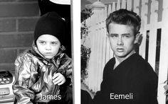 Just alike...