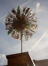 Westminster Bottle Tree - London, UK - Bottle Sculptures on Waymarking.com