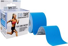 A very helpful review of the ExoTrinity Sports EX9 Kinesiology Tape. ‪#‎ProductReviews‬ ‪#‎Reviews‬ ‪#‎KinesiologyTape‬