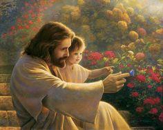 Jeesus lasten ystävä