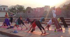 200 hour Ashtanga Yoga, Yoga Alliance TTC , from Ajarya, Rishikesh - If you are looking for a genuine Ashtanga Yoga Teacher Training Program, then Ajarya Yoga Academy's (AYA) 4-week program, certified by Yoga Alliance is perhaps the ONLY one you will find in Rishikesh - https://meditationworlduk.blogspot.co.uk/2017/04/200-hour-ashtanga-yoga-yoga-alliance.html