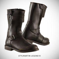 Stylmartin motorcycle boots