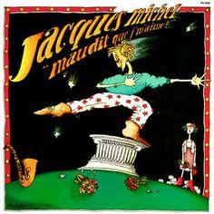 Jacques Michel - Maudit Que J'm'aime (Vinyl, LP, Album) at Discogs