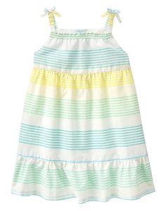 Sparkle Stripe Dress at Crazy 8 (Crazy 8 6m-5y)