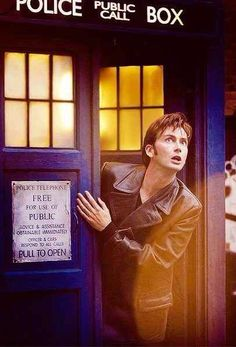Doctor Who Challende Day 1   Favourite Doctor: 10th Doctor. He is so awesome and at the same time his story is so sad. And he has awesome hair. That's important :D