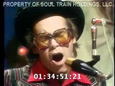 Philadelphia Freedom - Elton John  I love it!! It builds and builds and just explodes into this fabulous crescendo!