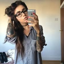 Image result for tattooed girls