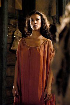 Indira Varma (born 14 May 1973 in Bath, Somerset) is an English actress.
