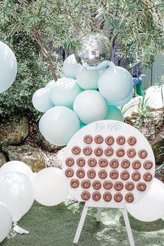 Kara's Party Ideas Bear Cub Club BroNut Birthday Party | Kara's Party Ideas