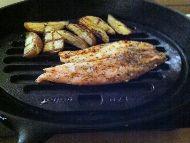 grilling recipes, paprika chicken, grilled garlic toast, grilled chicken kabobs