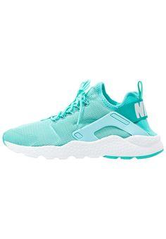 Nike Sportswear AIR HUARACHE RUN ULTRA Tenisówki i Trampki hyper turquoise/white