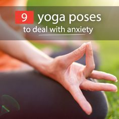 Try these 9 beginner yoga poses to ease stress and minimize anxiety.