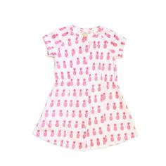 Cap Sleeve Dress   Girl's dresses- Egg by Susan Lazar