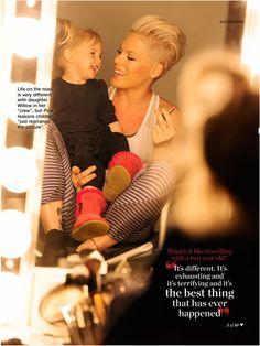 P!nk in Marie Claire Australia 2013 #9
