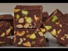Simple Chocolate Fudge Recipe Demonstration - Joyofbaking.com party-ideas