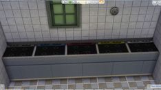 Mod The Sims: Functional Counter Top Stove by necrodog • Sims 4 Downloads