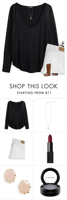 """Currently looking at houses:))"" by classynsouthern ❤ liked on Polyvore featuring H&M, Kendra Scott, Abercrombie & Fitch, Tory Burch, NARS Cosmetics, MAC Cosmetics and Urban Decay"