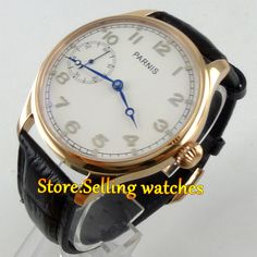 Like and Share if you want this  Parnis 44mm white Dial blue hands Golden case 6497 hand-winding men's watch     Tag a friend who would love this!     FREE Shipping Worldwide     Get it here ---> https://shoppingafter.com/products/parnis-44mm-white-dial-blue-hands-golden-case-6497-hand-winding-mens-watch/