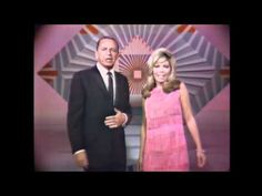 Frank Sinatra & Nancy Sinatra - Downtown {Frank is awesome! He always brings a smile to my face.}