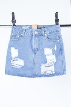 LIQUOR N POKER - LAX MERMAID SEQUIN MOM JEANS RIPPED DENIM ...