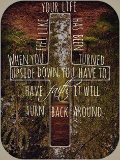 ....have Faith...