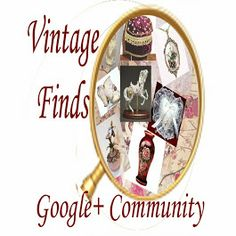 plus.google.com/u/0/communities/103269346411143510370 you are invited to join the community for buyer, collectors, sellers of everything vintage or antique.