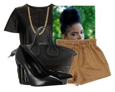 """""""Untitled #596"""" by to-much-swag ❤ liked on Polyvore featuring art"""