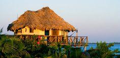 THATCH CAYE RESORT  PO Box 143, Dangriga, Coco Plum Range, Belize