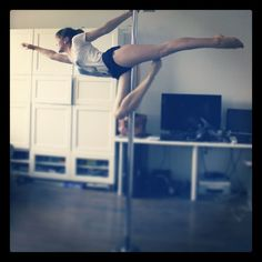 my Instagram --> tunacooking pole dance superman