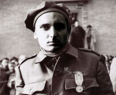 """Arrigo Boldrini A.K.A """"Comandante Bulow"""" was one of the most skillfull commanders of the Italian resistance movement ( 28th Brigata Garibaldi) and  the first Italian partisan to receive the Gold Medal for Military Virtue. Boldrini  was the mind behind the liberation of Ravenna ( in tight cooperation with OSS and eagerly supported by Eighth Army's  Col. Wladimir Peniakoff, the daredevil commander of his own special unit known as Popsky's Private Army)."""