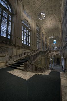 Flickr Architecture Design, Amazing Architecture, Old Mansions, Abandoned Mansions, Old Buildings, Abandoned Buildings, Abandoned Castles, Abandoned Places, Beautiful Homes