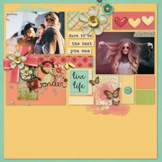 Layout created using Embrace The Day and Road Maps Font used Hollywood Starfire Solid Background, Paper Background, Road Maps, Detailed Image, Word Art, Digital Scrapbooking, Layout, Hollywood, Kit