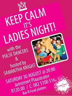 Do you need an exciting night out? Let your hair down and book your seats for our ladies night on the of August Be prepared for a fun filled evening with pulse dancers and more! Womens Month, 30 August, Let Your Hair Down, Food Platters, Ladies Night, Night Out, Dancers, Lady, 30th
